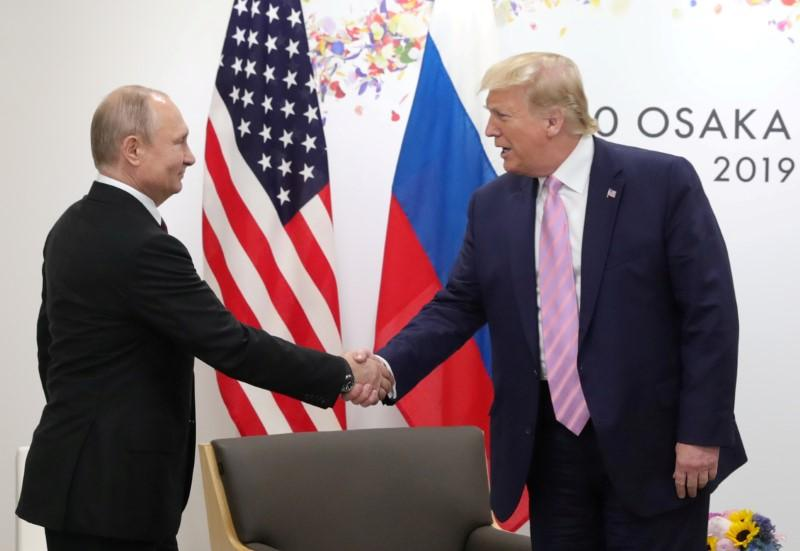 Putin and Trump discussed G7 summit, oil markets in call: Kremlin