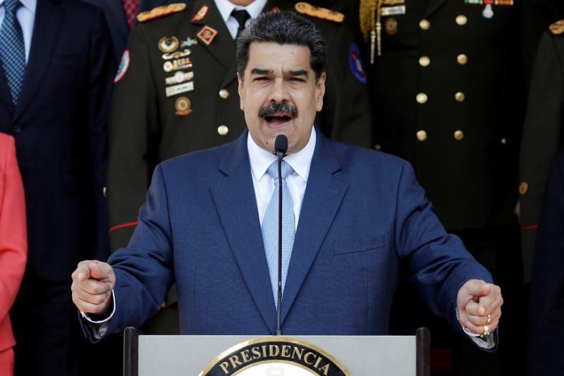 Venezuela's Maduro says he will visit Iran soon, sign agreements 7