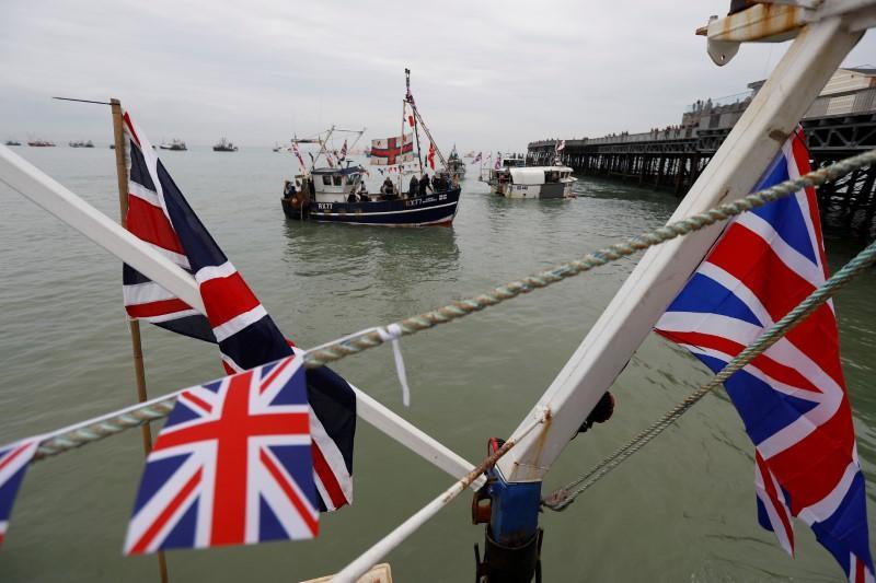 TEST!Brexit-La Grande-Bretagne prête à un compromis sur la pêche
