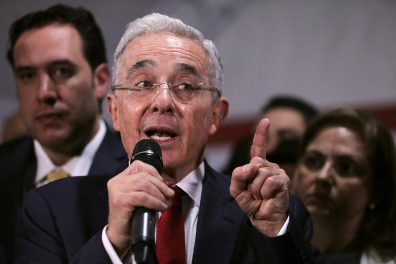 Colombia court to investigate ex-President Uribe's alleged ties to hacking