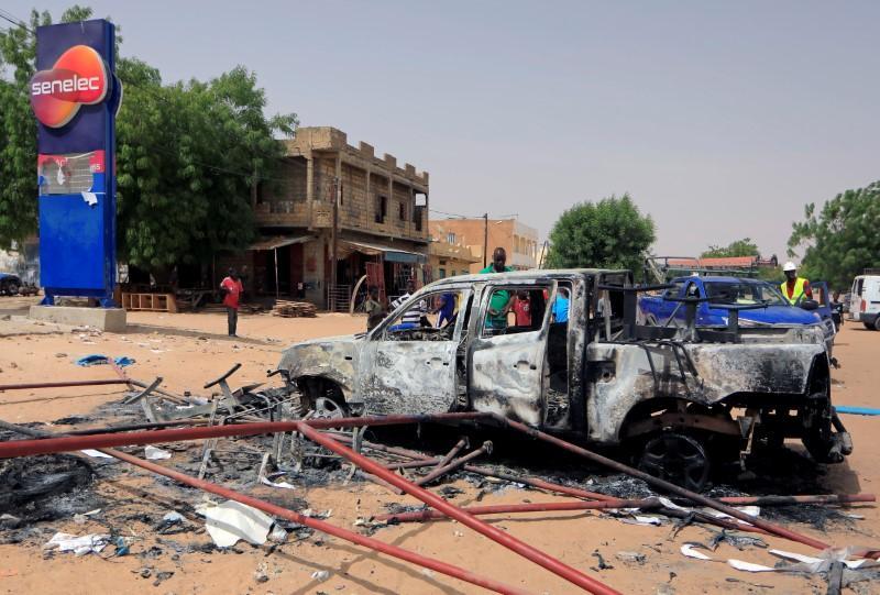 TEST!Sénégal: Heurts lors de manifestations contre les mesures de confinement