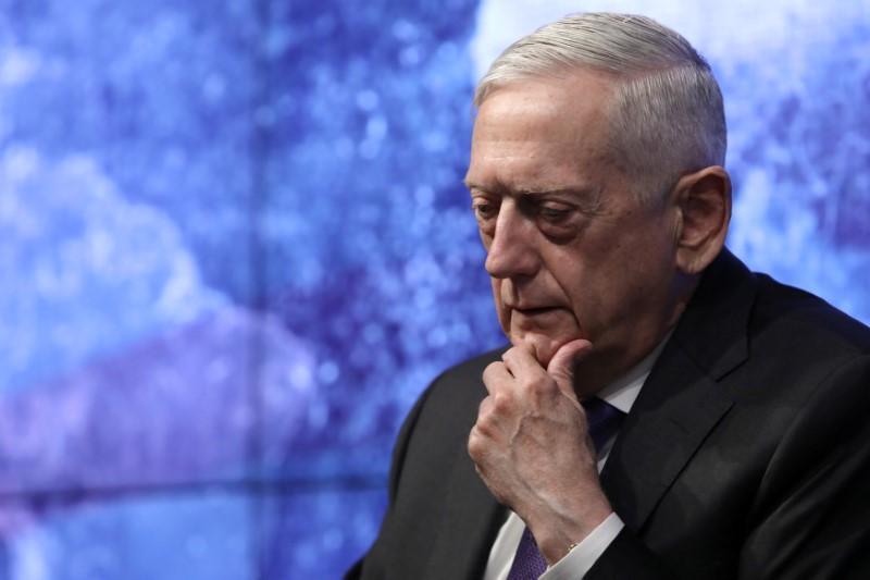 TEST!L'ex-chef du Pentagone critique la gestion par Trump de la contestation