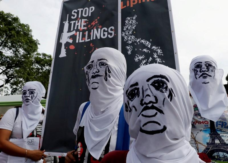 """TEST!Philippines: Exécutions liées au narcotrafic en """"quasi-impunité"""""""