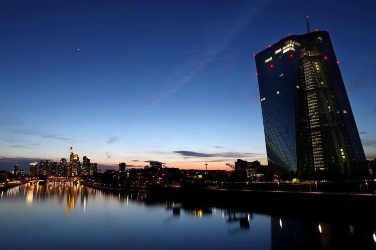 ECB sends euro higher, stocks struggle with fatigue