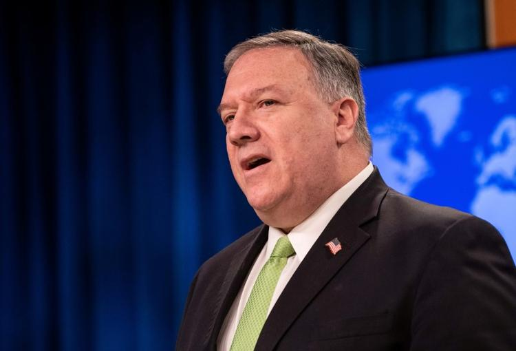 Pompeo calls Nasdaq's strict rules a model to guard against fraudulent Chinese companies