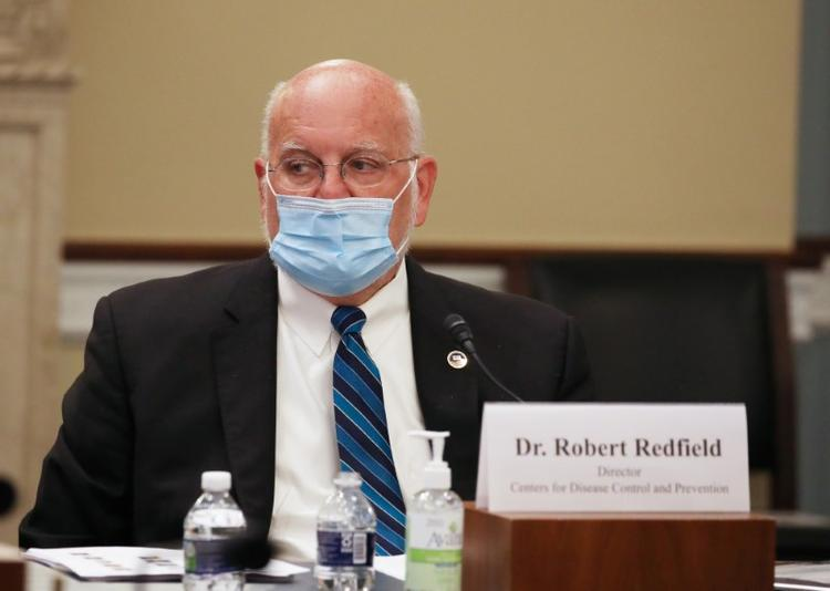 Protesters should 'highly consider' coronavirus tests, U.S. health official says