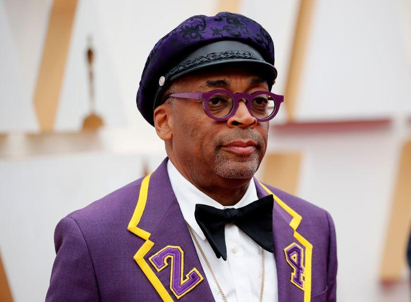 Reports: Spike Lee joins Saints' Zoom call, compliments Brees