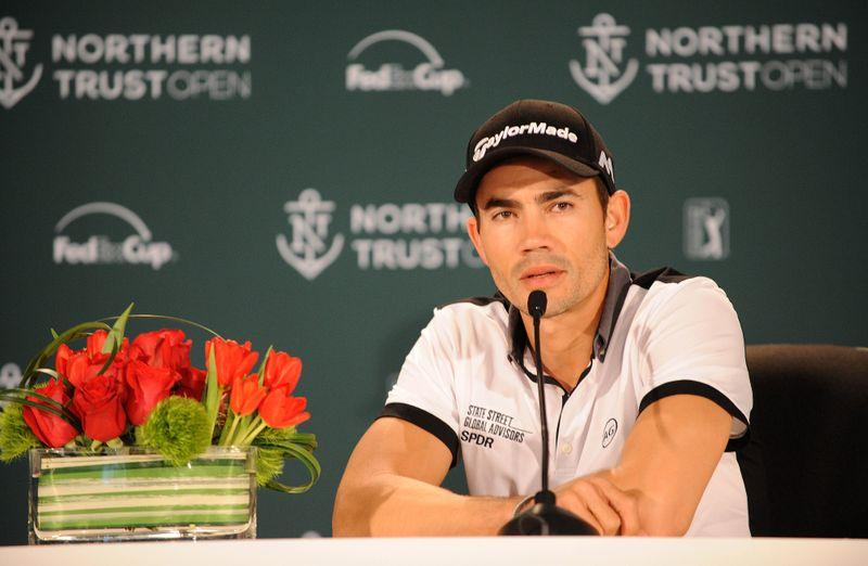 Golf: Villegas playing with heavy heart after daughter diagnosed with tumours