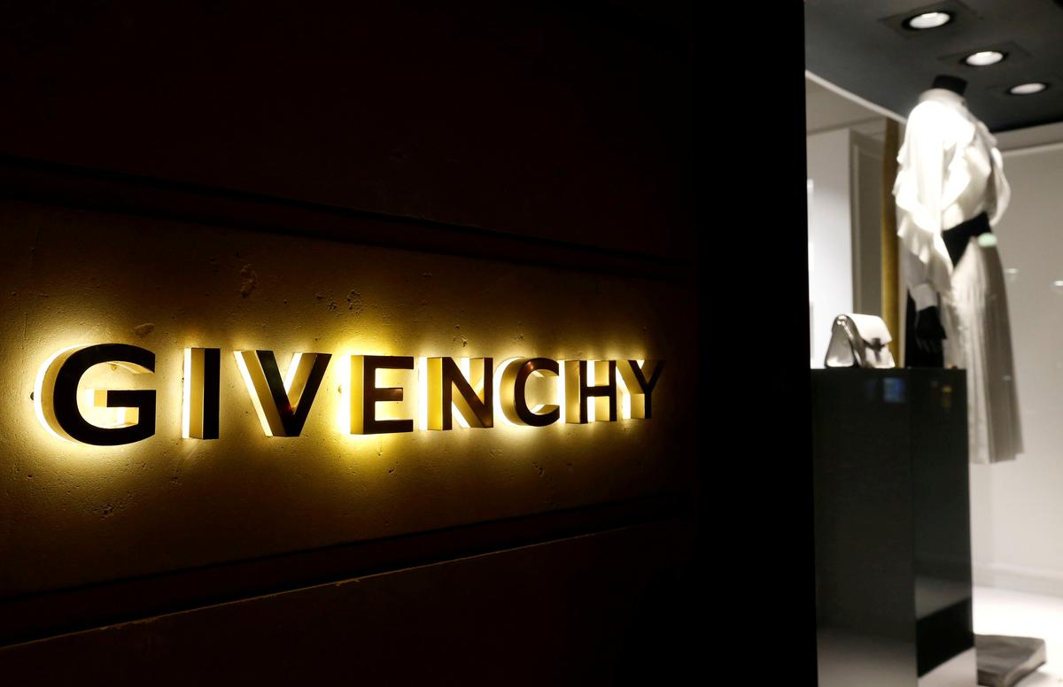 France's Givenchy names Matthew Williams as new designer