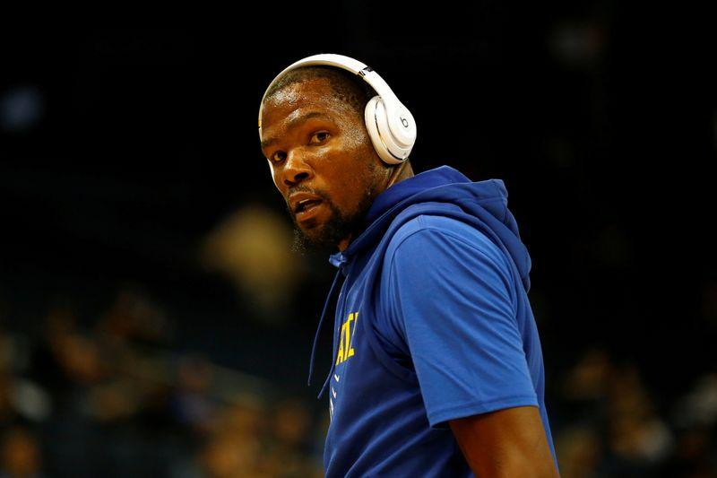 NBA star Durant buys stake in MLS side Philadelphia Union