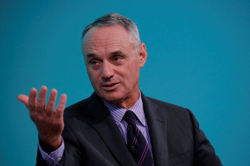 MLB Commissioner Manfred 'not confident' of a 2020 season