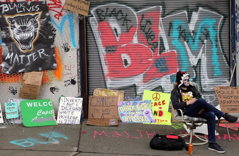 Rachel Alexander on A Look at the Left's New Chaotic Utopia: Seattle's Autonomous Zone CHAZ
