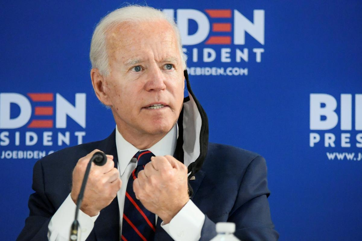 Biden opens 13-point advantage as Trump popularity drops to seven-month low: Reuters/Ipsos poll
