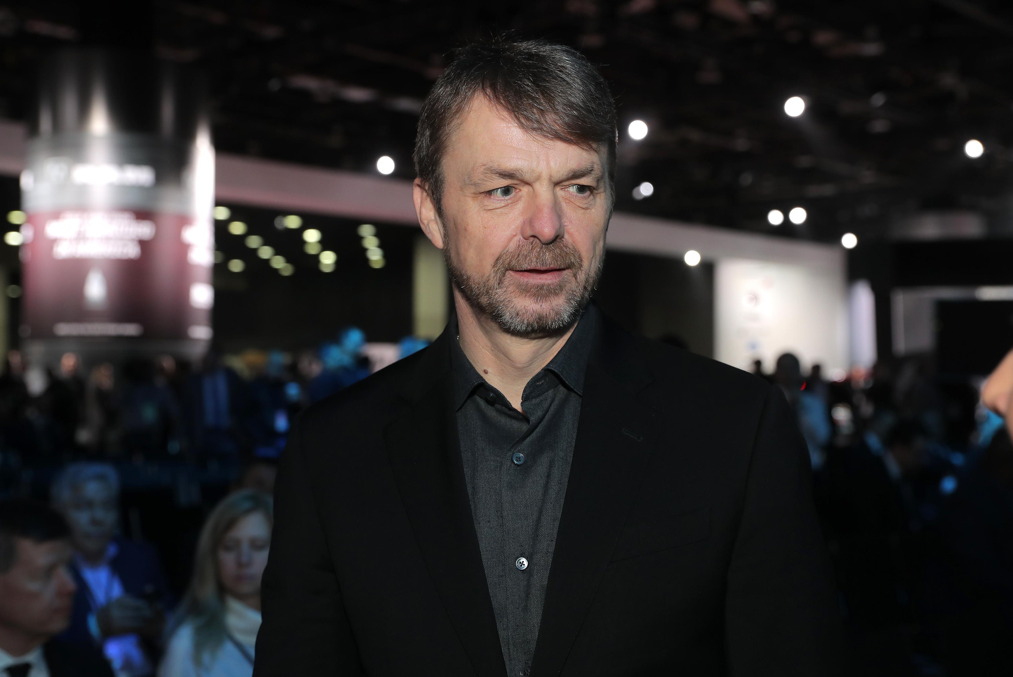 CEO of Fiat Chrysler Automobiles (FCA) Mike Manley attends the North American International Auto Show in Detroit, Michigan, U.S., January 14, 2019. Rebecca Cook