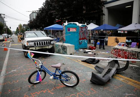 Inside Seattle's autonomous protest zone