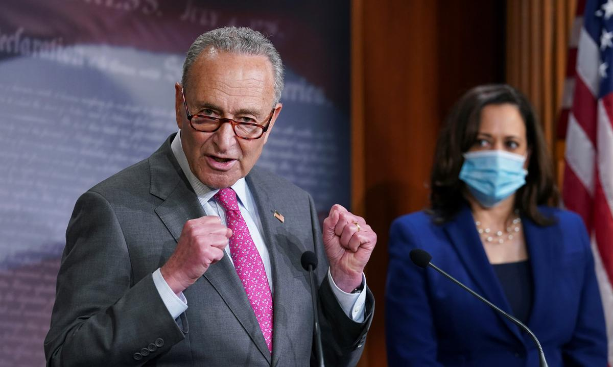 U.S. Democrats push to extend $600 weekly coronavirus unemployment benefit