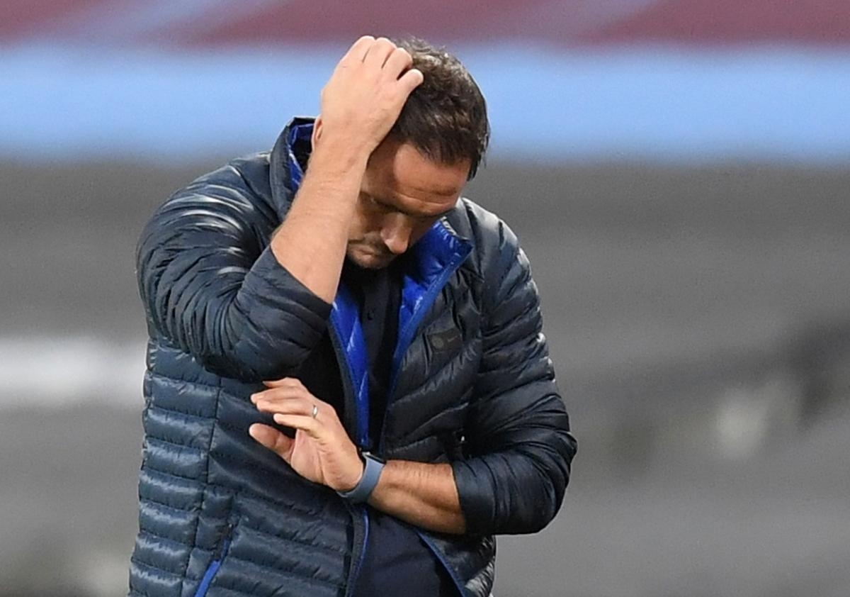 Mistakes cost us at West Ham, says unhappy Lampard