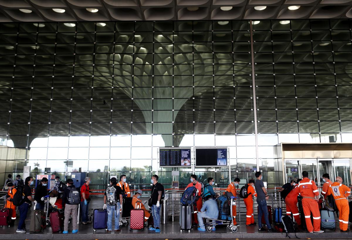 Indian police allege fraud by GVK chairman, others at Mumbai airport - Reuters