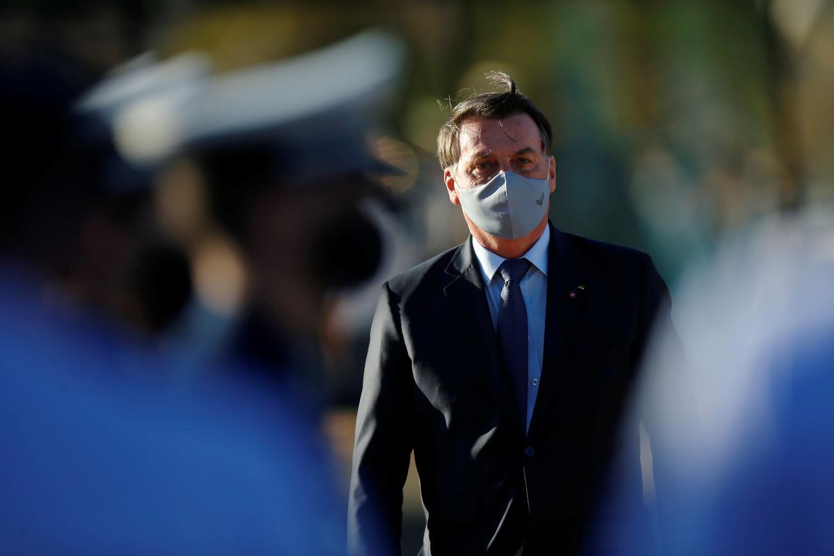 Bolsonaro urges signing of EU-MERCOSUR deal, aims to change Brazil's reputation on Amazon