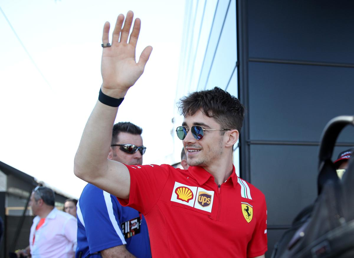 Leclerc says Ferrari's pace 'not even close' to expectation