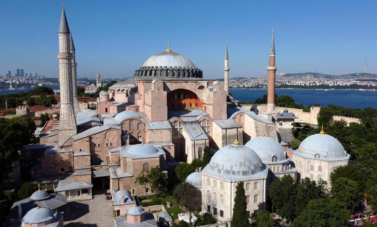 Timothy Head on Why Christians Should be Outraged by Erdogan's Order to Turn Hagia Sophia Into a Mosque