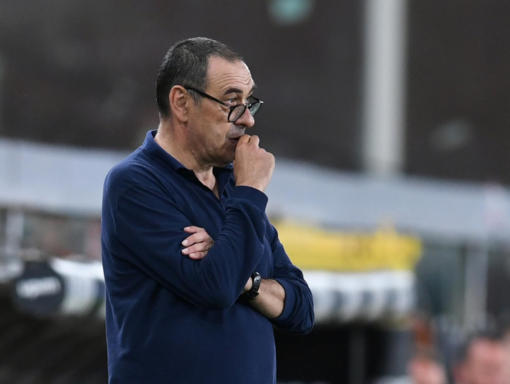 No use analysing Juve's 'total blackout' against Milan: Sarri ...