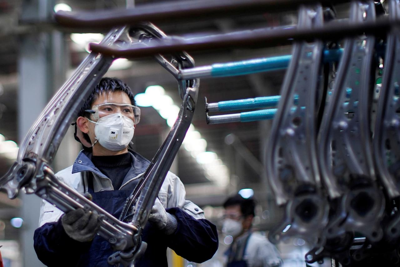 Chinese factories to face headwinds in next phase of post-lockdown ...