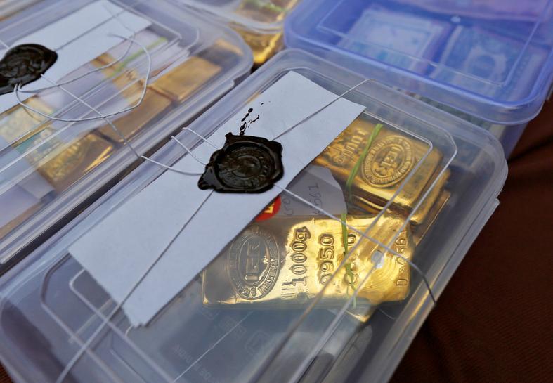 reuters.com - Rajendra Jadhav - Indian travel curbs thwart gold smugglers, boost legal market