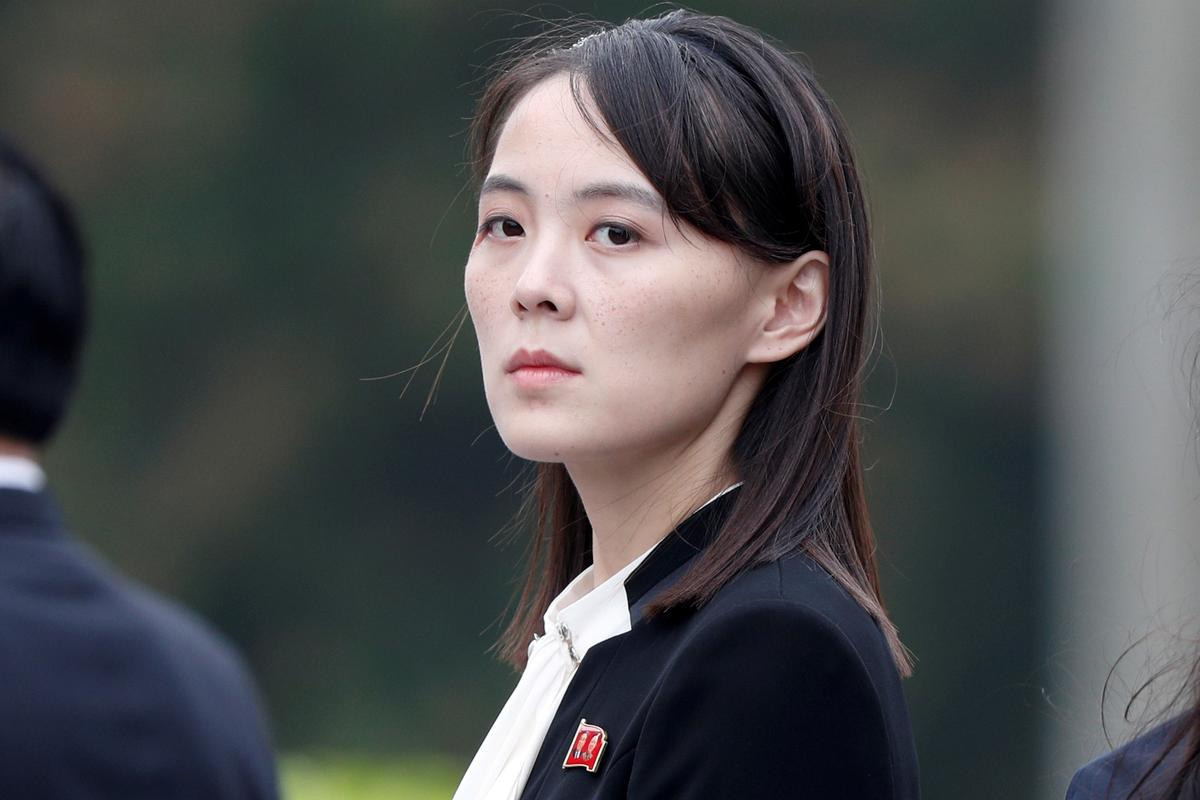 North Korean leader's sister says another U.S. summit not useful - KCNA