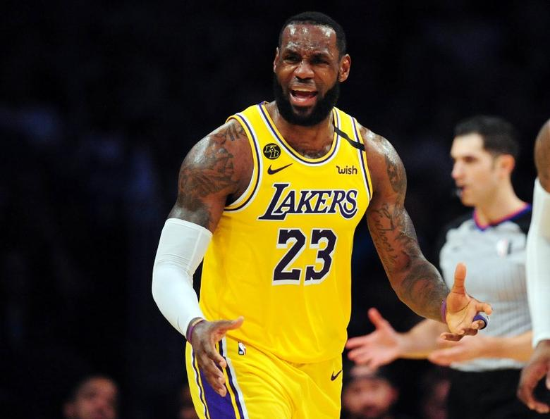 LeBron James Blasts Massage Parlor Shooter Accused of Killing Eight and Joins Jeremy Lin in Supporting Asian Americans