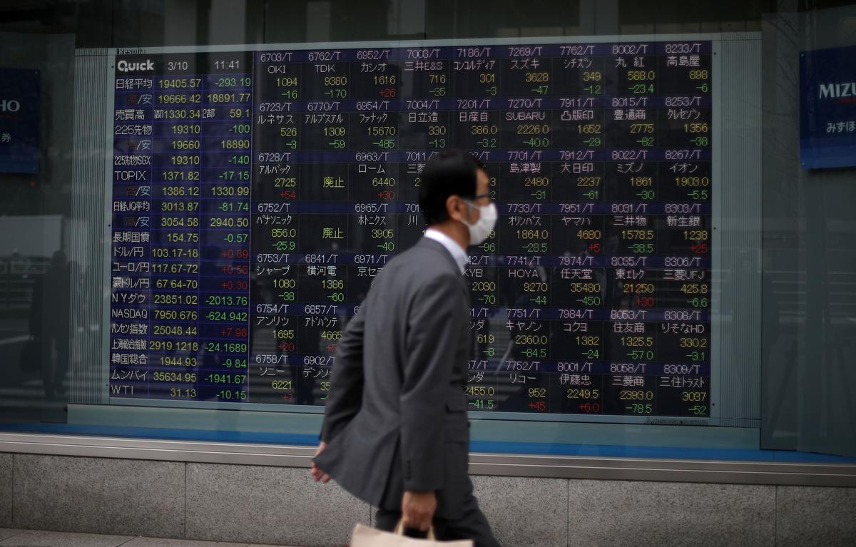 www.reuters.com: Asian shares extend rally, U.S. earnings to test optimism