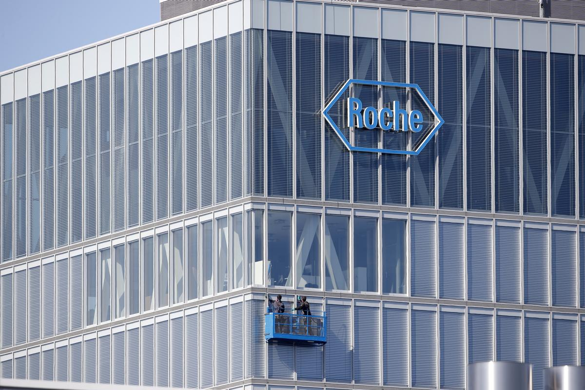 Roche gene testing key to $1.7 billion deal for Blueprint cancer drug