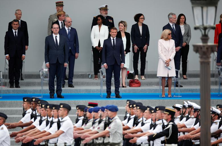 France Scales Down Bastille Day Parade In Concession To Virus Reuters Com