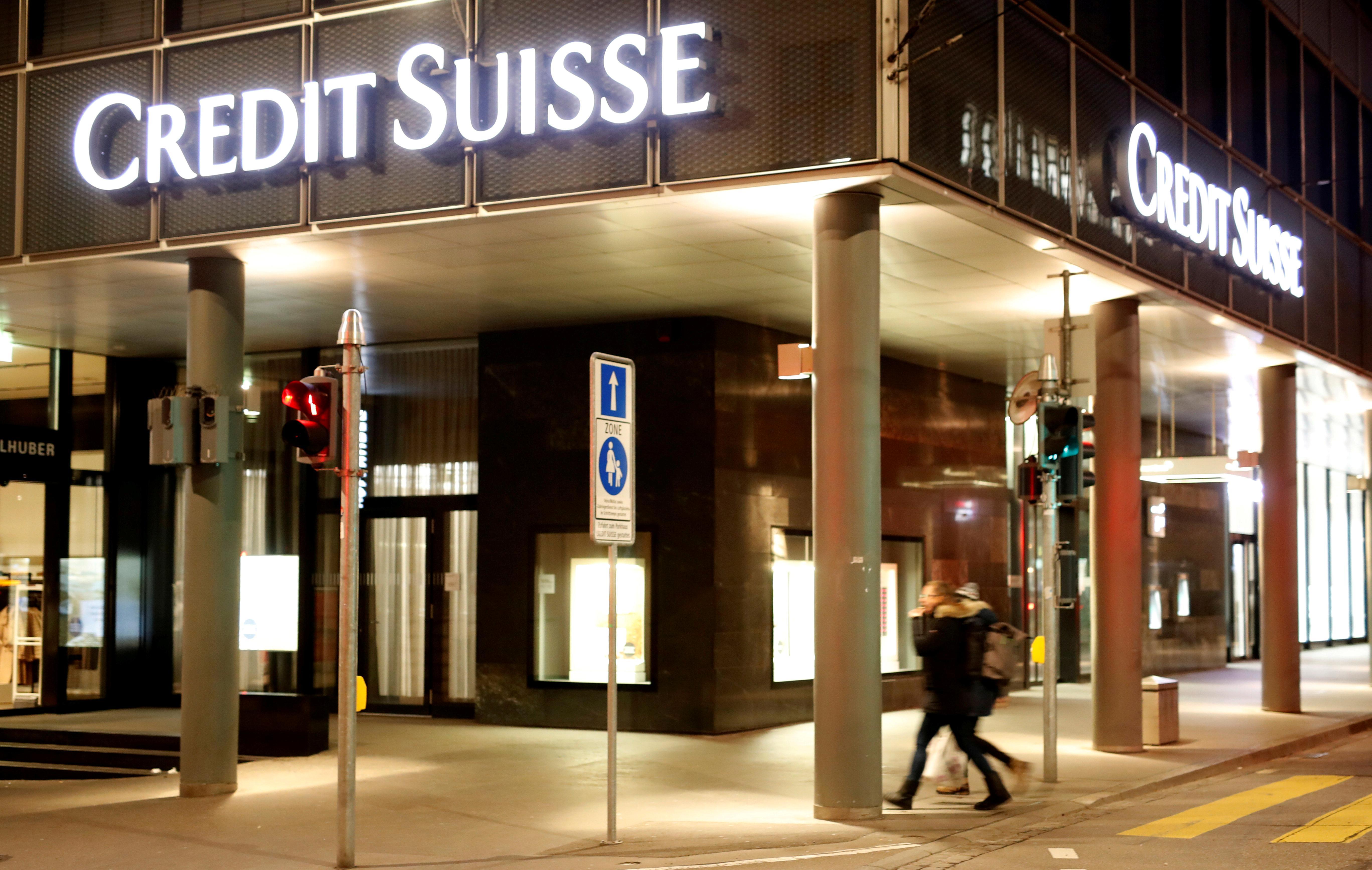 Credit Suisse targeting savings of 2% to 3% per year