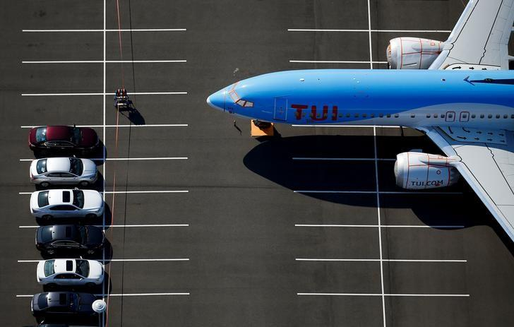 TUI boosts finances with $226 million sale and leaseback on 737 MAX jets