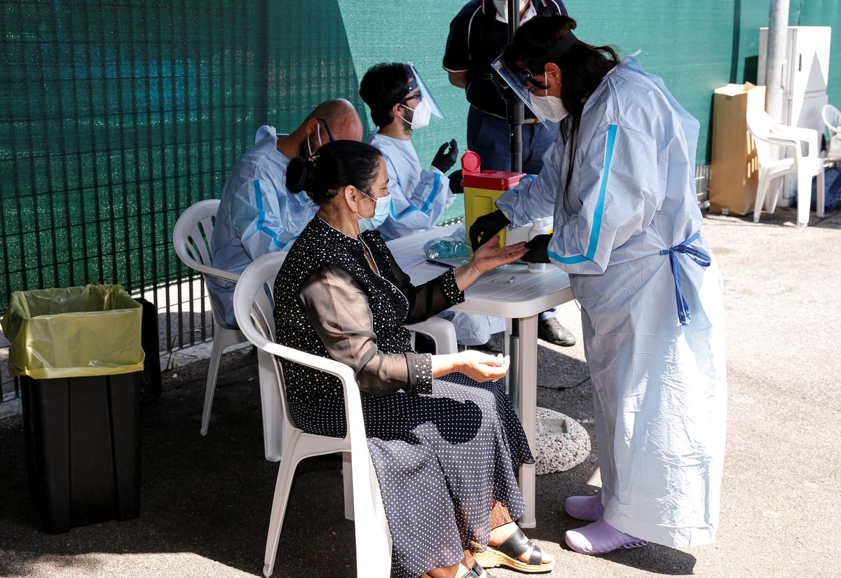 Italy survey suggests coronavirus six times more prevalent than official data