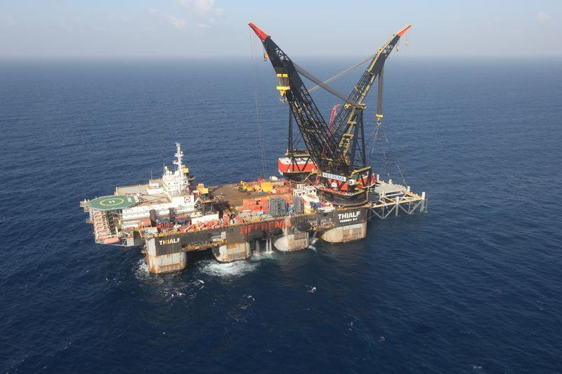 Chevron can lift Israel's Leviathan gas field on to global stage, partner says