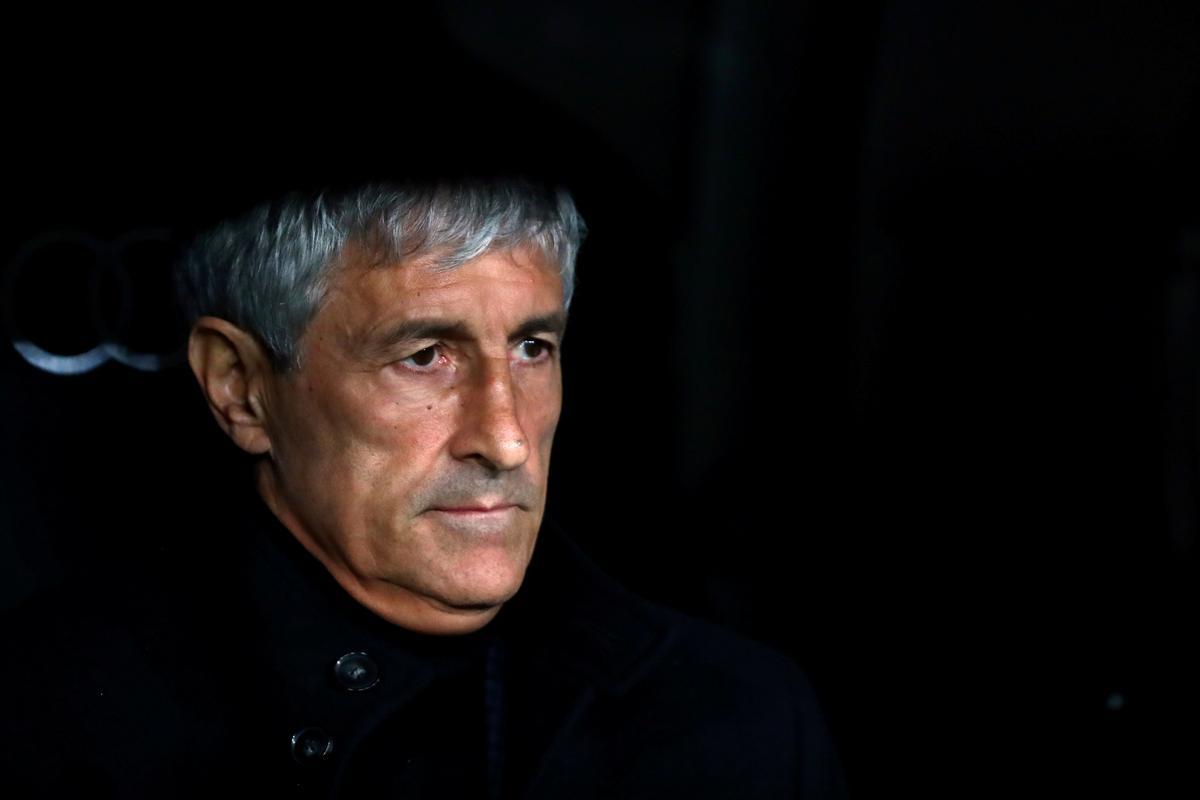 Napoli decider make or break for Setien's haphazard Barca