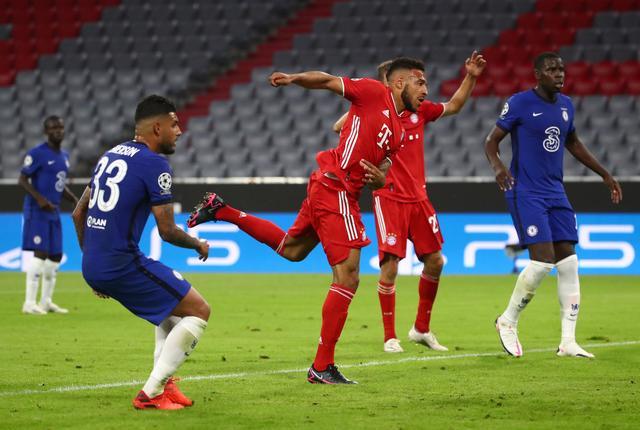 Lewandowski Dazzles As Bayern Crush Chelsea To Reach Last Eight