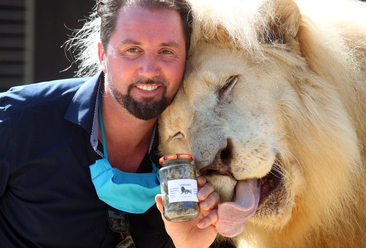 Big cats' droppings help German circus weather coronavirus crisis ...
