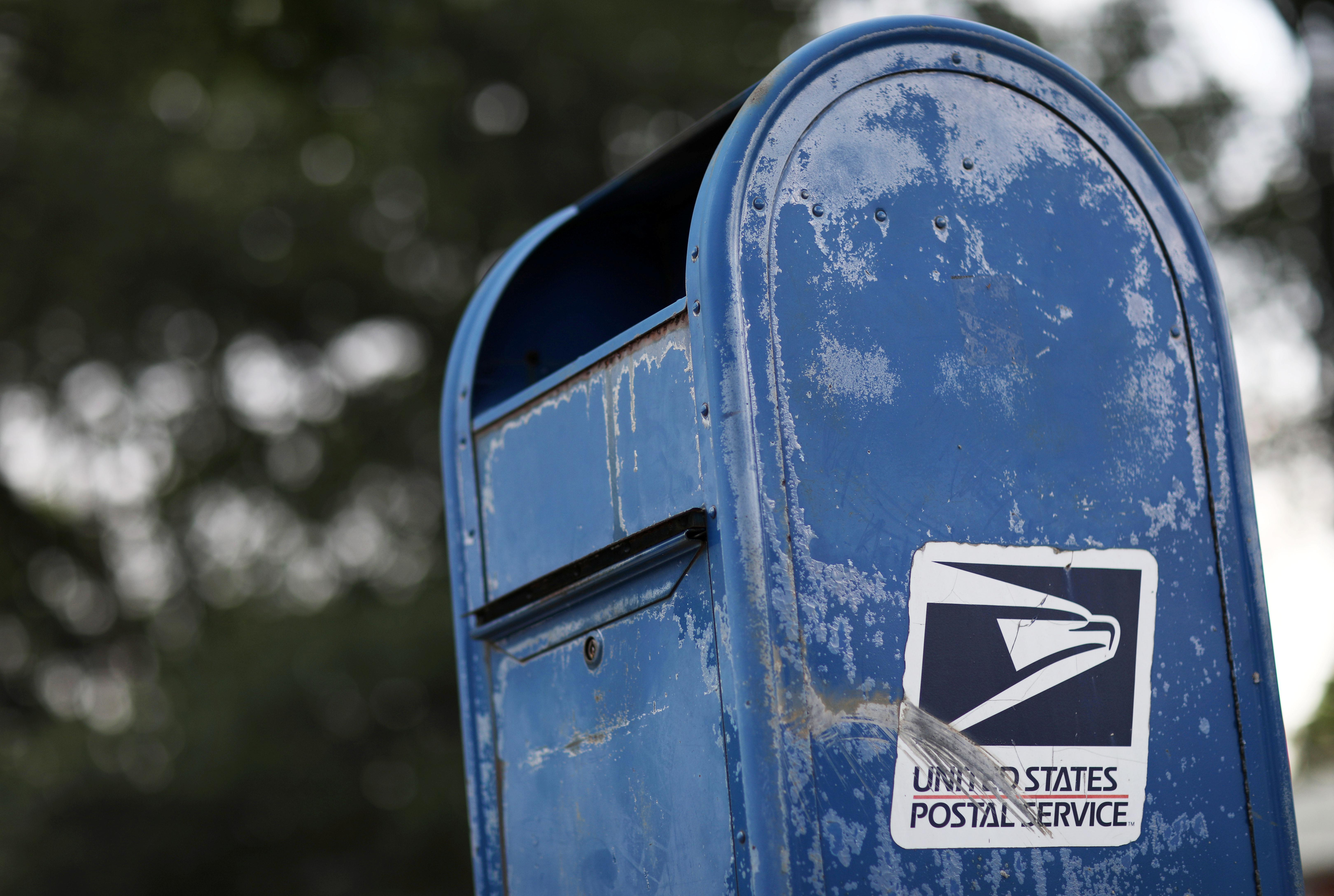 U S Postal Service Reorganization Sparks Delays Election