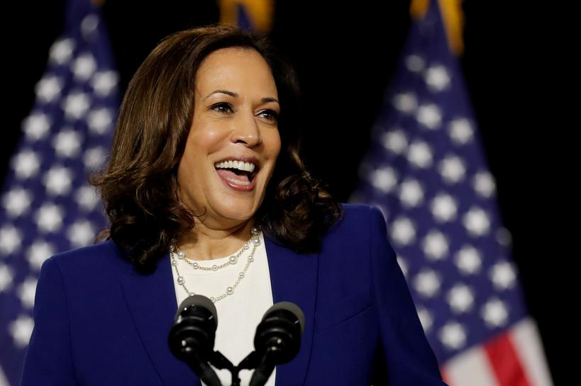 Kamala Harris Indian Heritage Could Boost Biden With Asian American Voters Reuters