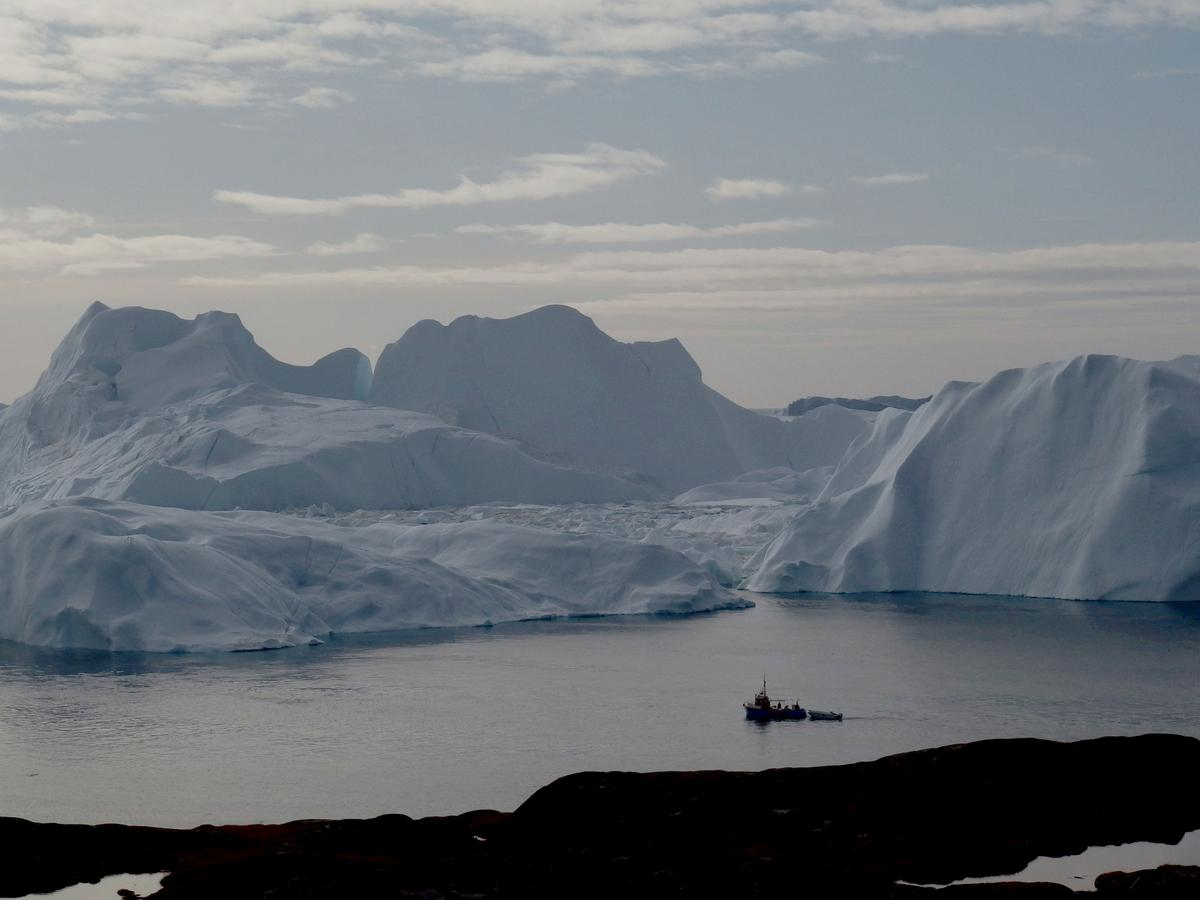 'Canary in the coal mine': Greenland ice has shrunk beyond return, study finds - Reuters Africa