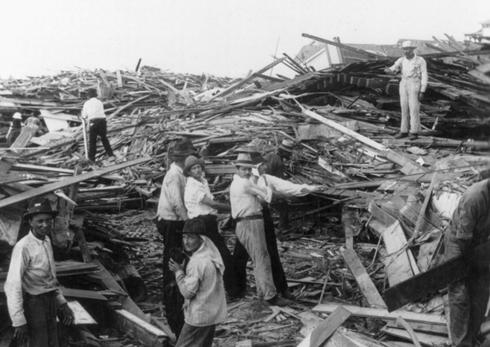 The worst hurricanes in U.S. history