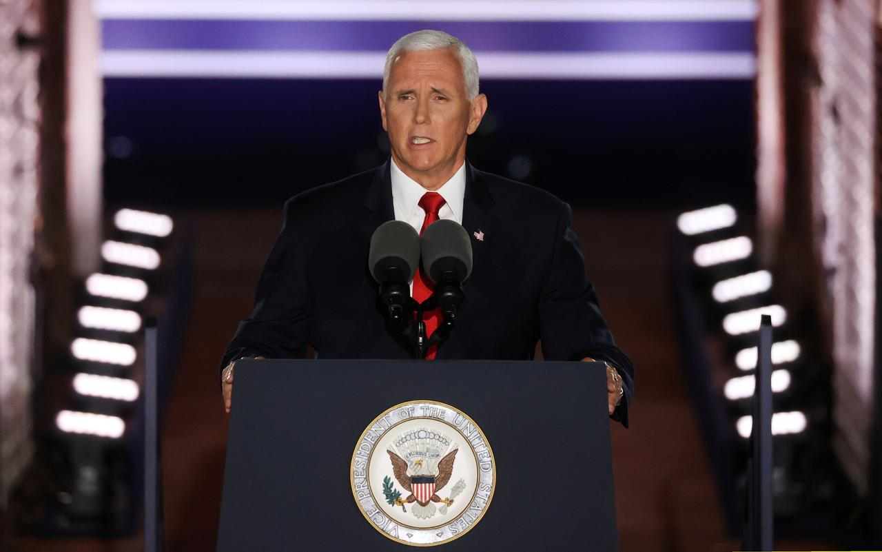 In 'law-and-order' speech, U.S. Vice President Pence warns against Biden win  - Reuters