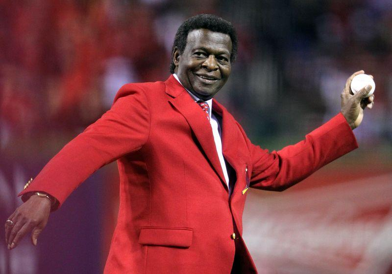 Hall of Famer Lou Brock, Cardinals Base-stealing Icon, Dead at 81