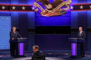 Biden vs. Trump: The first debate