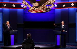 Biden vs. Trump: The first debate