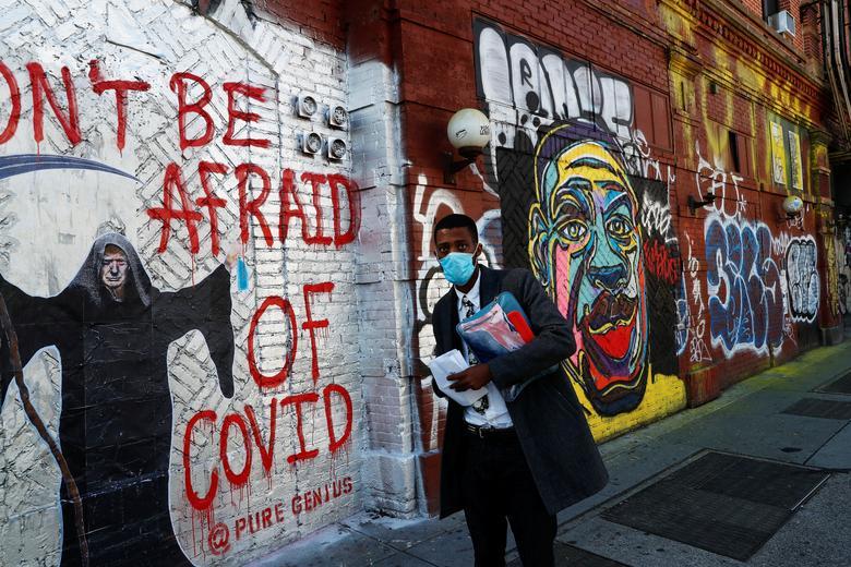 New Coronavirus Plague Variant Found in New York City
