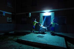 Virus cases surge across shaken Europe